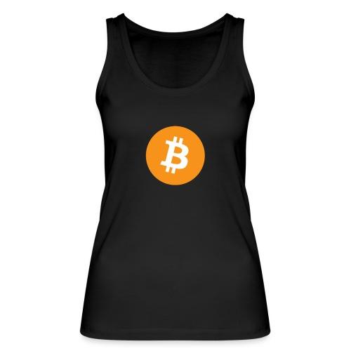 Bitcoin - Vrouwen bio tanktop van Stanley & Stella