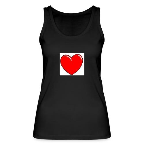 Love shirts - Vrouwen bio tanktop van Stanley & Stella