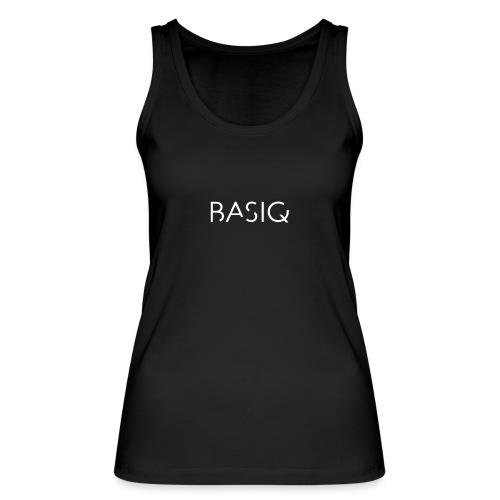 BASIQ white - Frauen Bio Tank Top von Stanley & Stella