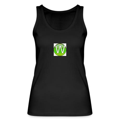 Alternate W1ll logo - Women's Organic Tank Top by Stanley & Stella