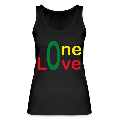 One love - version 2 - Débardeur bio Femme