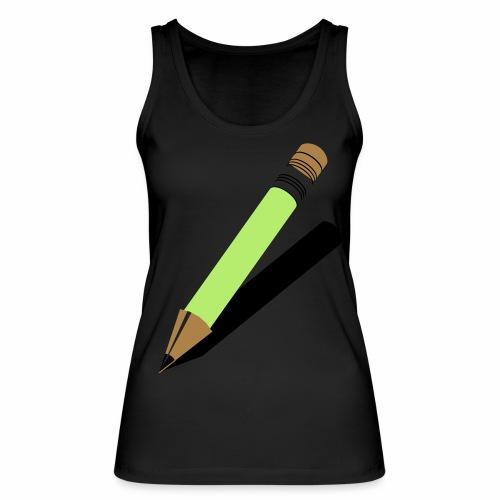 Ołówek - Ekologiczny top damski Stanley & Stella