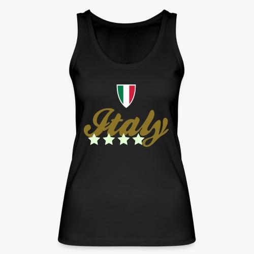 Gruppo di stelle Italia - Top ecologico da donna di Stanley & Stella