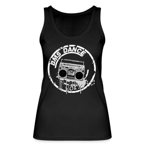 BMS Dance grey - Vrouwen bio tanktop van Stanley & Stella