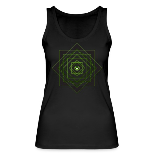star pattern png - Women's Organic Tank Top by Stanley & Stella