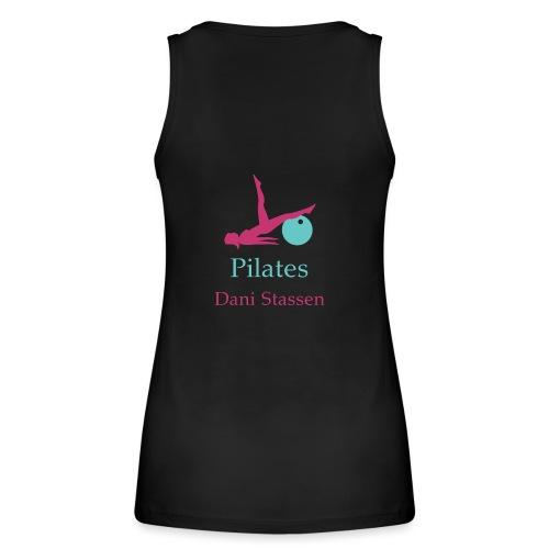 Pilates Dani Stassen - Frauen Bio Tank Top von Stanley & Stella