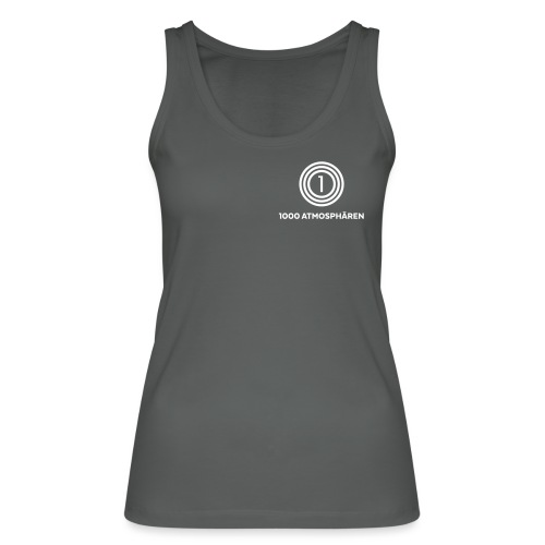1000 Atmosphären Logo - Frauen Bio Tank Top von Stanley & Stella
