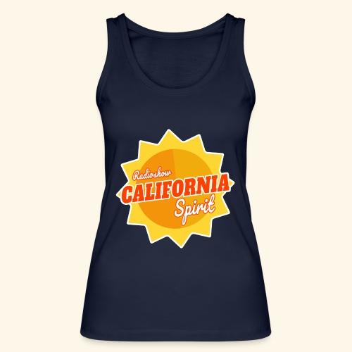 California Spirit Radioshow - Débardeur bio Femme