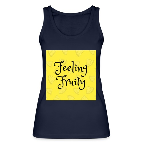FeelingFruity tops - Women's Organic Tank Top by Stanley & Stella