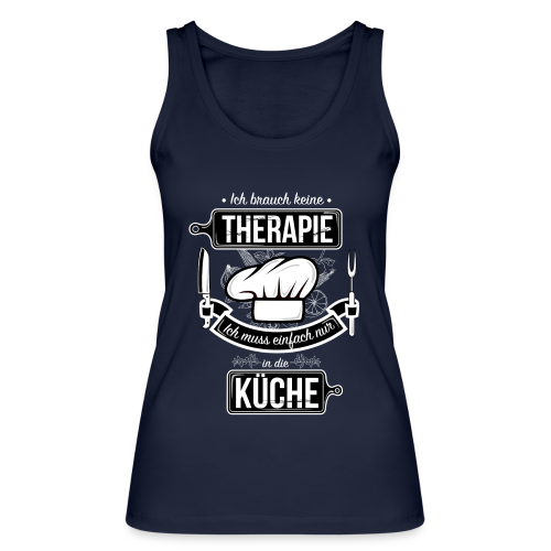 Kochtherapie - Women's Organic Tank Top by Stanley & Stella