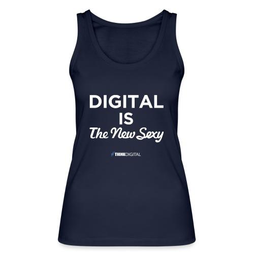 Digital is the New Sexy - Top ecologico da donna di Stanley & Stella