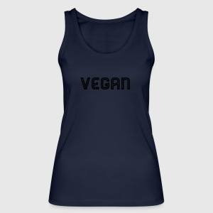 vegan - Frauen Bio Tank Top