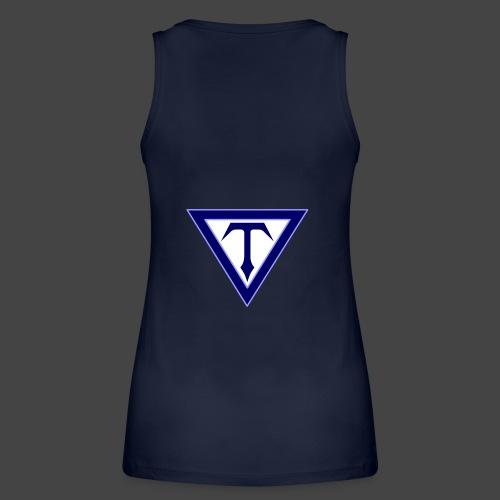 T-Eagle Records - Logo - Frauen Bio Tank Top von Stanley & Stella