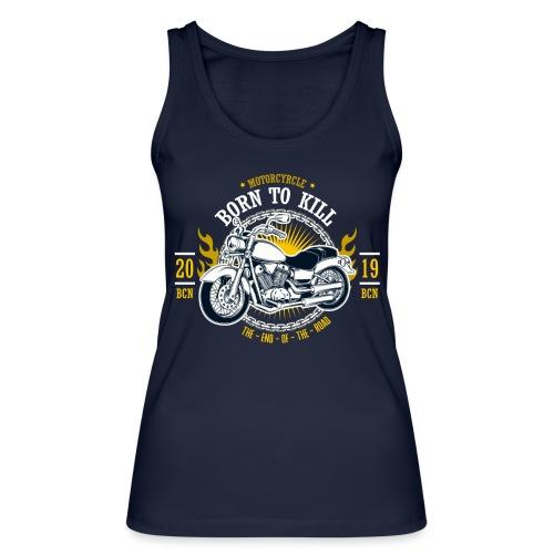 Motorcycle1 - Camiseta de tirantes ecológica mujer de Stanley & Stella