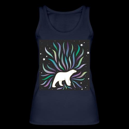 polar ours - Débardeur bio Femme
