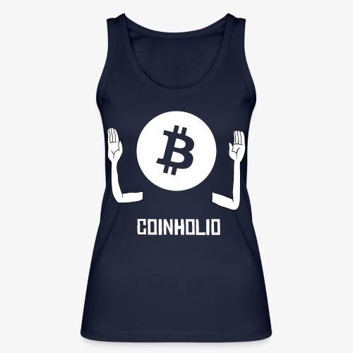 HODL coin holio-w - Women's Organic Tank Top by Stanley & Stella