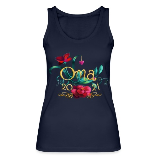 Oma 2021 - Frauen Bio Tank Top von Stanley & Stella
