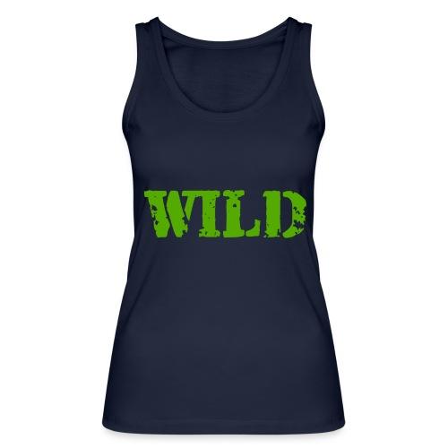 wild - Top ecologico da donna di Stanley & Stella