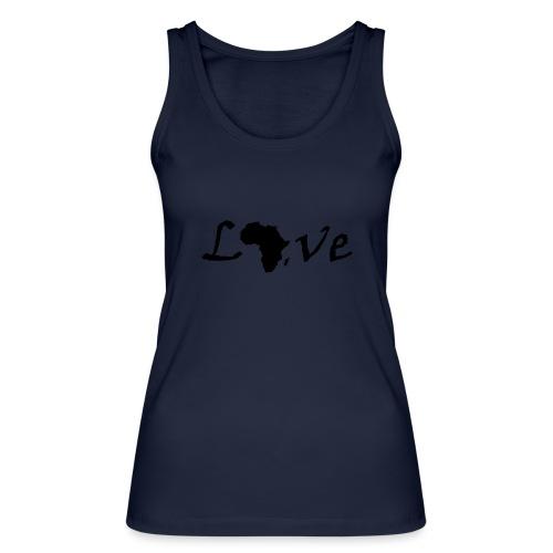 Love Africa - Frauen Bio Tank Top von Stanley & Stella