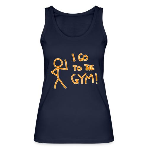 Gym - Frauen Bio Tank Top von Stanley & Stella
