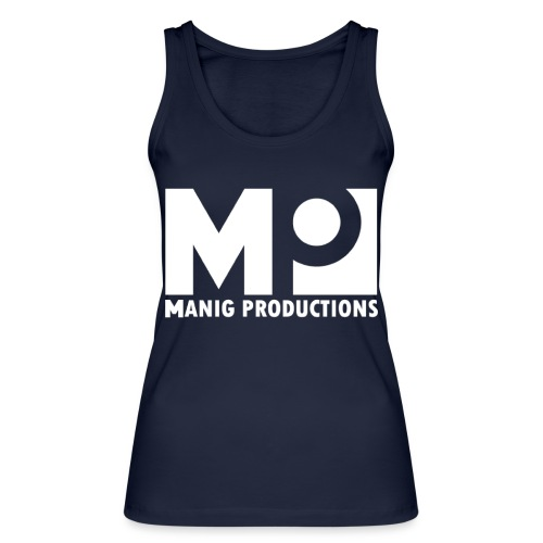 ManigProductions White Transparent png - Women's Organic Tank Top by Stanley & Stella