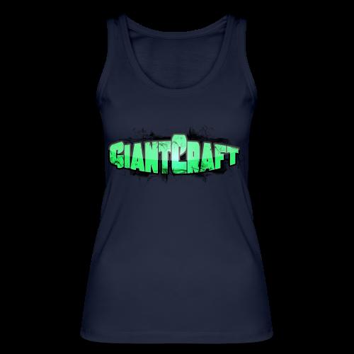 Vandflaske - GiantCraft - Økologisk Stanley & Stella tanktop til damer