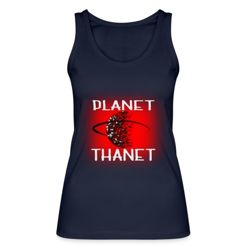 Planet Thanet - Made in Margate - Women's Organic Tank Top by Stanley & Stella