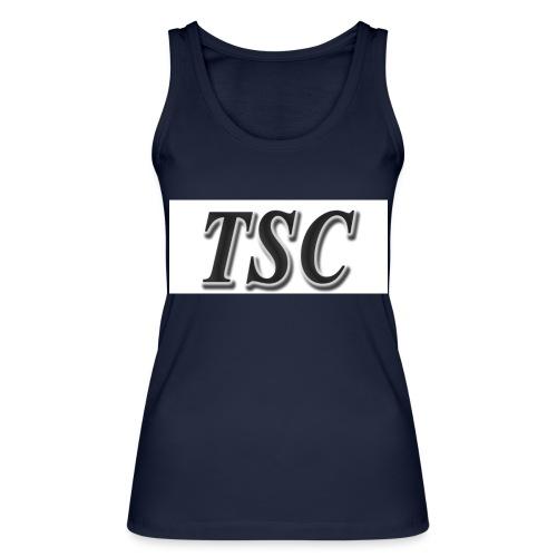 TSC Black Text - Women's Organic Tank Top by Stanley & Stella