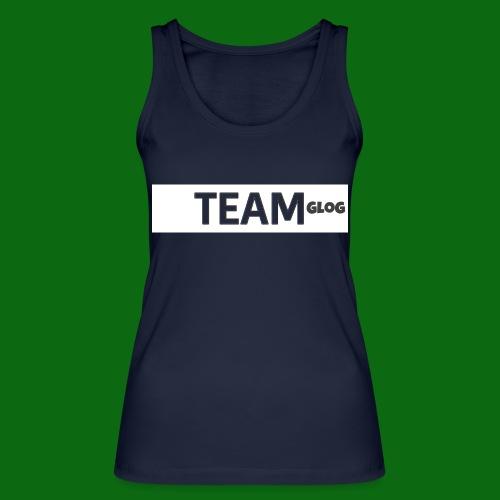 Team Glog - Women's Organic Tank Top by Stanley & Stella