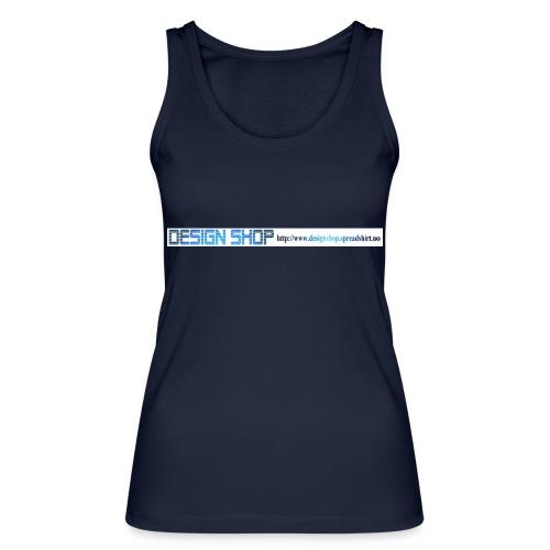 ny logo lang - Økologisk singlet for kvinner fra Stanley & Stella