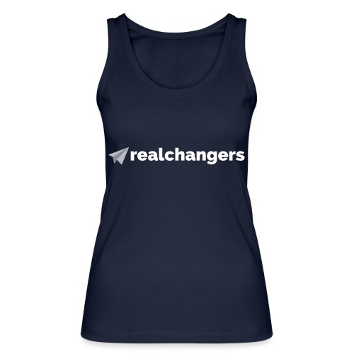 realchangers - Women's Organic Tank Top by Stanley & Stella