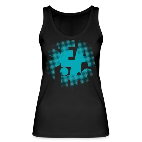 Sealife surfing tees, clothes and gifts FP24R01A - Stanley & Stellan naisten luomutanktoppi