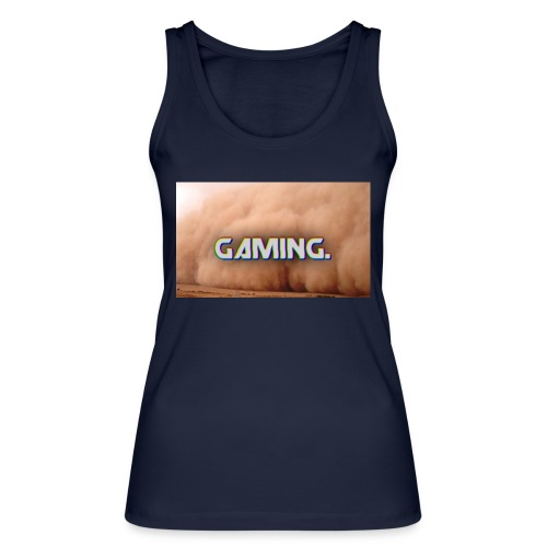 GamingDust LOGO - Women's Organic Tank Top by Stanley & Stella