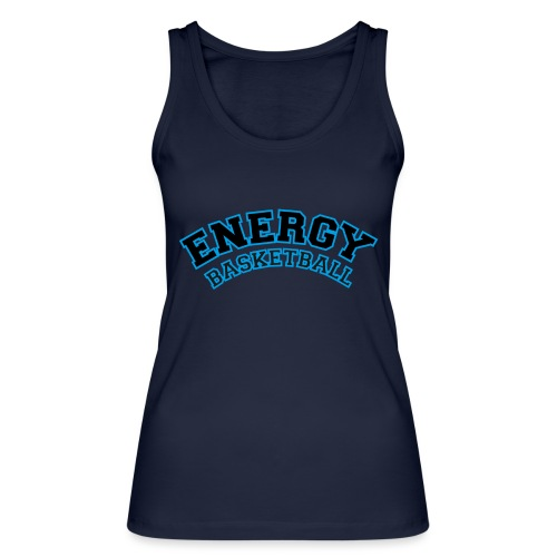 street wear logo nero energy basketball - Top ecologico da donna di Stanley & Stella