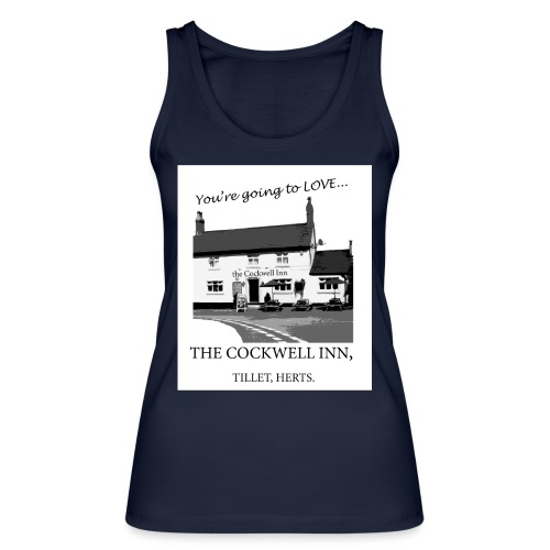 The Cockwell Inn - Women's Organic Tank Top by Stanley & Stella