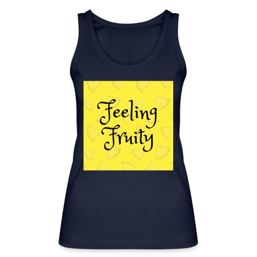 FeelingFruity tops - Women's Organic Tank Top by Stanley & Stella