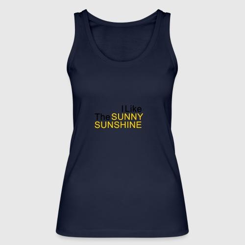 Sunny Sunshine... - Vrouwen bio tanktop van Stanley & Stella