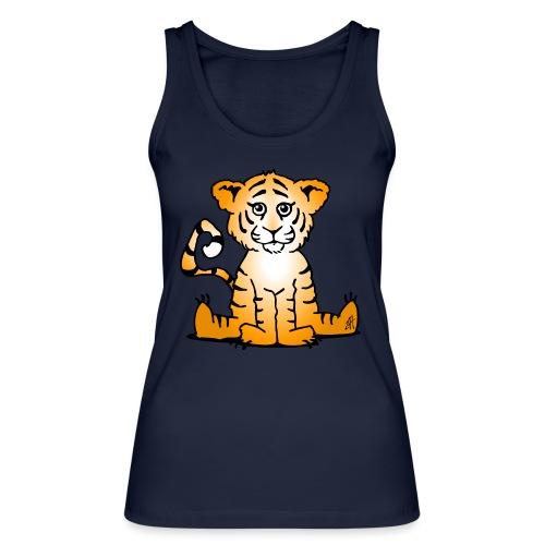 Tiger cub - Women's Organic Tank Top by Stanley & Stella