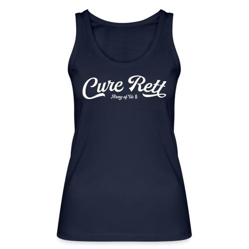 Cure Rett - Women's Organic Tank Top by Stanley & Stella