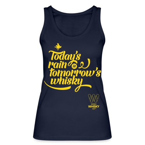 Today s Rain - Women's Organic Tank Top by Stanley & Stella