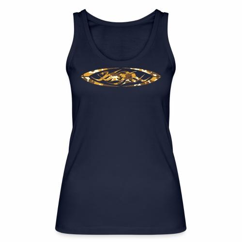 2wear original logo cammo orange - Økologisk Stanley & Stella tanktop til damer