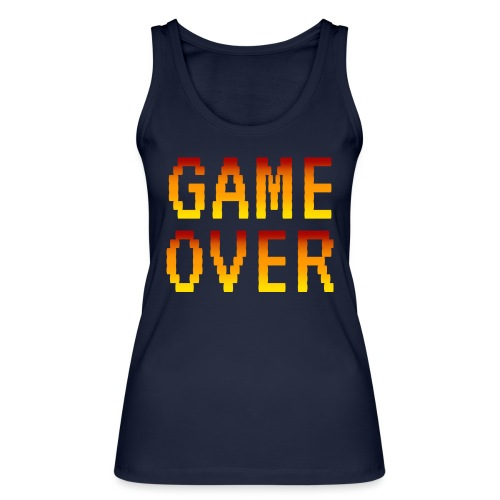 Game Over - Top ecologico da donna di Stanley & Stella