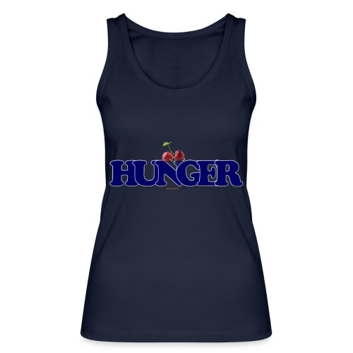 TShirt Hunger cerise - Débardeur bio Femme