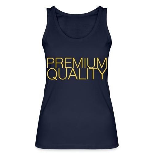 Premium quality - Débardeur bio Femme