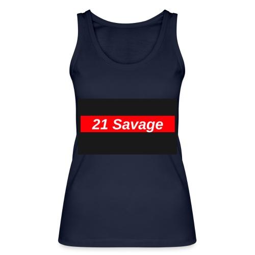 21 Savage - Women's Organic Tank Top by Stanley & Stella