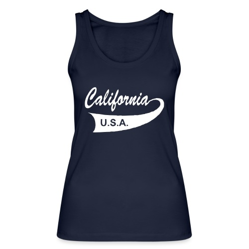 California USA - Frauen Bio Tank Top von Stanley & Stella