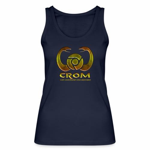 crom - Navegador web - Camiseta de tirantes ecológica mujer de Stanley & Stella