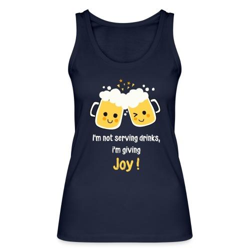 Giving Joy - Women's Organic Tank Top by Stanley & Stella