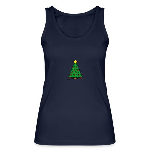 Christmas-Tree - Frauen Bio Tank Top von Stanley & Stella
