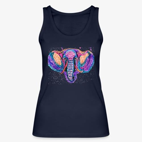 Elefante - Camiseta de tirantes ecológica mujer de Stanley & Stella